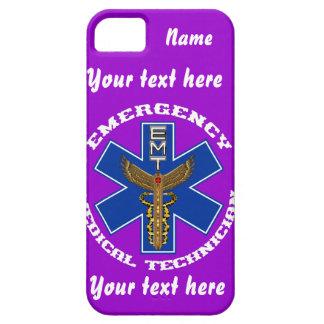 EMTの重要な医学の普遍的な眺めのノート iPhone SE/5/5s ケース