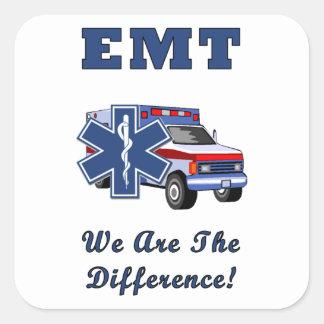 EMT私達は相違です スクエアシール