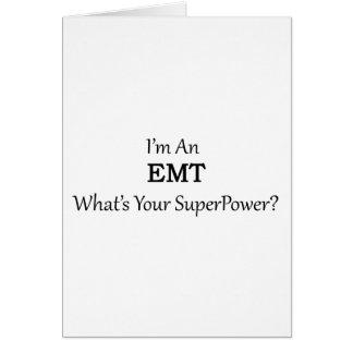 EMT カード