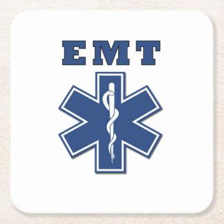 EMT スクエアペーパーコースター