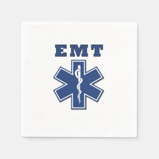 EMT スタンダードカクテルナプキン