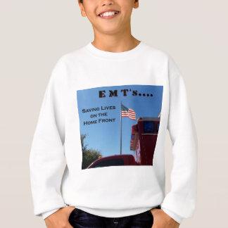 EMT。 セービングの生命 スウェットシャツ