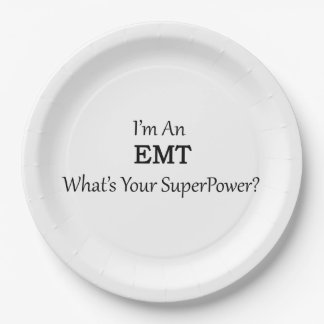 EMT ペーパープレート