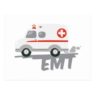 EMT ポストカード