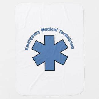 EMT EMS家族 ベビー ブランケット