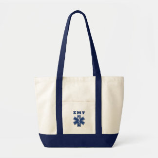 EMT Star of Life トートバッグ