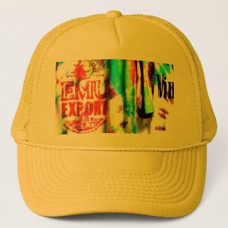 EMUの輸出金ゴールドのウィンフィールドの帽子! F'N'OAF. キャップ