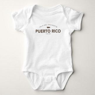 Encanto、プエルトリコの島 ベビーボディスーツ