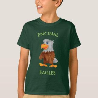 EncinalエディーのTシャツ(選り抜き色及びスタイル) Tシャツ
