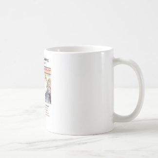Endiva、株式市場の魔術師 コーヒーマグカップ