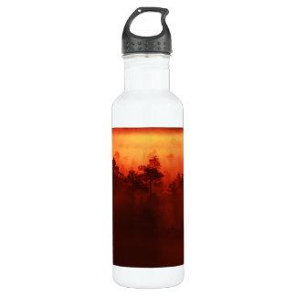 EndlaのSIZEN HOGOのMännikjärveの沼地の朝 ウォーターボトル
