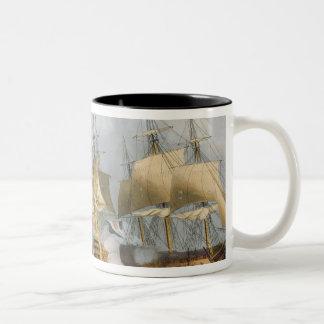 Ene壊す女王のシャーロットHowe主 ツートーンマグカップ