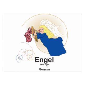 Engel ポストカード