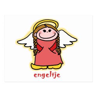 Engeltje (オランダの少し天使) ポストカード