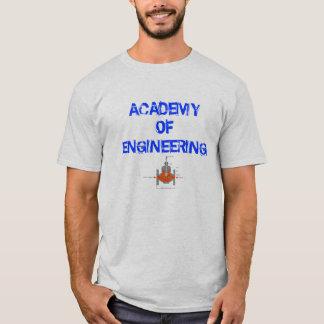 Engineering*のアカデミー Tシャツ