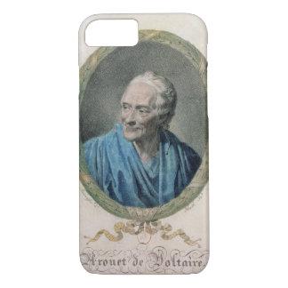 engr Francois Marie Arouet de Voltaire (1694-1778年 iPhone 8/7ケース