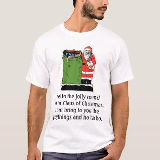 ENGRISHサンタ#2 Tシャツ