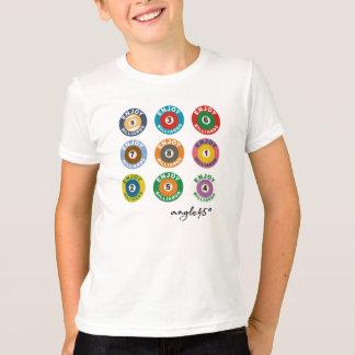 Enjoy Billiards!! Tシャツ