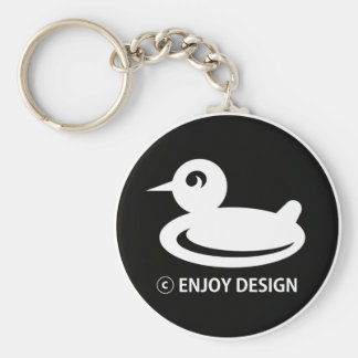 ENJOY DESIGN KEY HOLDER キーホルダー