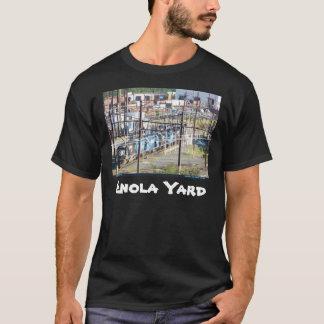 Enolaノーフォークの南鉄道ヤードのHarrisburg PA Tシャツ