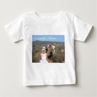 Ensenada、メキシコ ベビーTシャツ