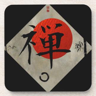 Ensōの円#2との禅 コースター