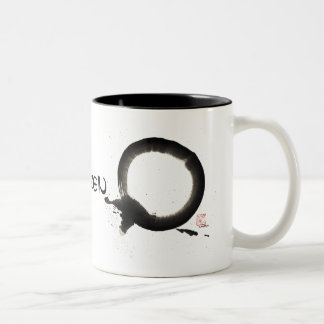 Ensoの連合 ツートーンマグカップ