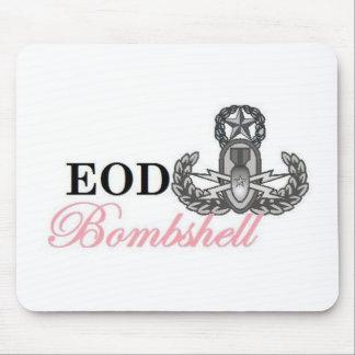 eodのマスターの爆弾 マウスパッド