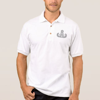 EODのマスター ポロシャツ