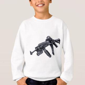 EOTechは戦術的なカラシニコフ自動小銃の突撃銃を見ました スウェットシャツ