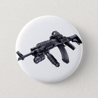EOTechは戦術的なカラシニコフ自動小銃の突撃銃を見ました 5.7cm 丸型バッジ