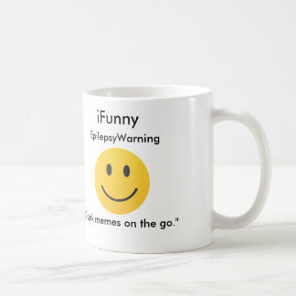 EpilepsyWarningのカスタムのマグ コーヒーマグカップ