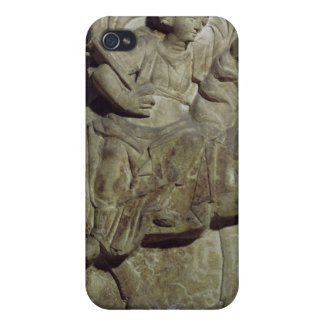 EponaのGaulish女神のレリーフ、浮き彫り iPhone 4 Case