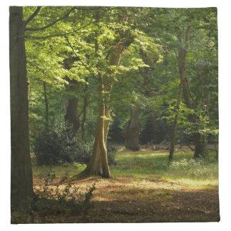 Eppingの森林 ナプキンクロス