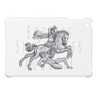 Equites Singulares Augustiのipadの小型場合 iPad Miniケース