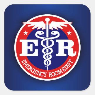 ERのスタッフ スクエアシール