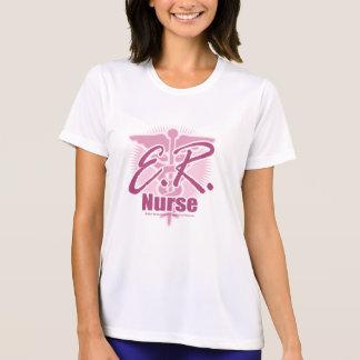 ERのナースのピンク Tシャツ