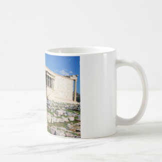 Erechtheumのアクロポリス-ギリシャ コーヒーマグカップ