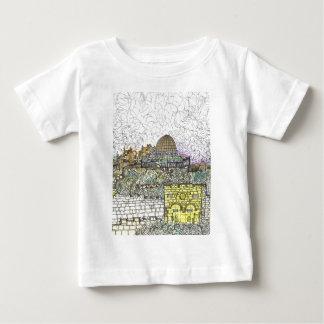 Eretz Tzion ベビーTシャツ