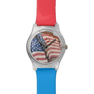 Erick、オクラホマ、米国。 ルート66 腕時計