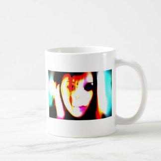 ErinElise対マリリンManson コーヒーマグカップ