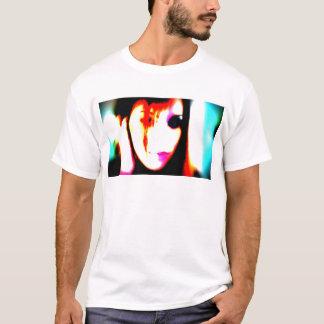 ErinElise対マリリンManson Tシャツ
