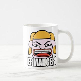 Ermahgerd コーヒーマグカップ