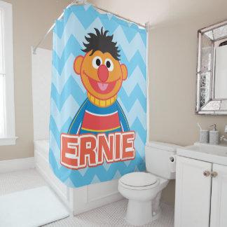 Ernieのクラシックなスタイル シャワーカーテン