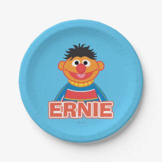 Ernieのクラシックなスタイル ペーパープレート