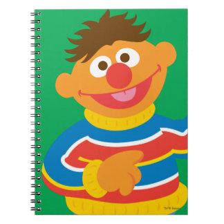 Ernieのグラフィック ノートブック