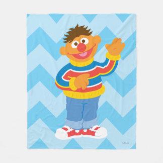 Ernieのグラフィック フリースブランケット