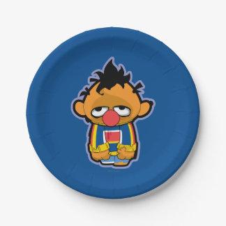 Ernieのゾンビ ペーパープレート