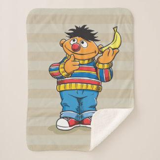 Ernieのバナナ シェルパブランケット
