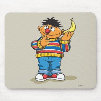 Ernieのバナナ マウスパッド